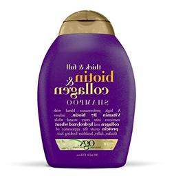 OGX Shampoo, Thick & Full Biotin & Collagen, 13oz