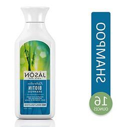 BEST JASON PURE NATURAL Shampoo Restorative Biotin Damaged H