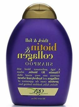 Ogx Shampoo Biotin & Collagen 13 Ounce