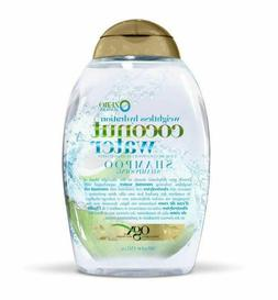 OGX coconut water bamboo shampoo biotin orchid protect root