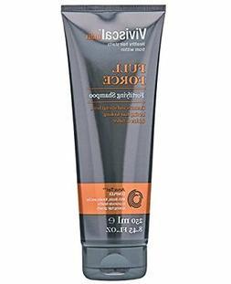 Viviscal Man Full Force Fortifying Shampoo Hair Growth Slow