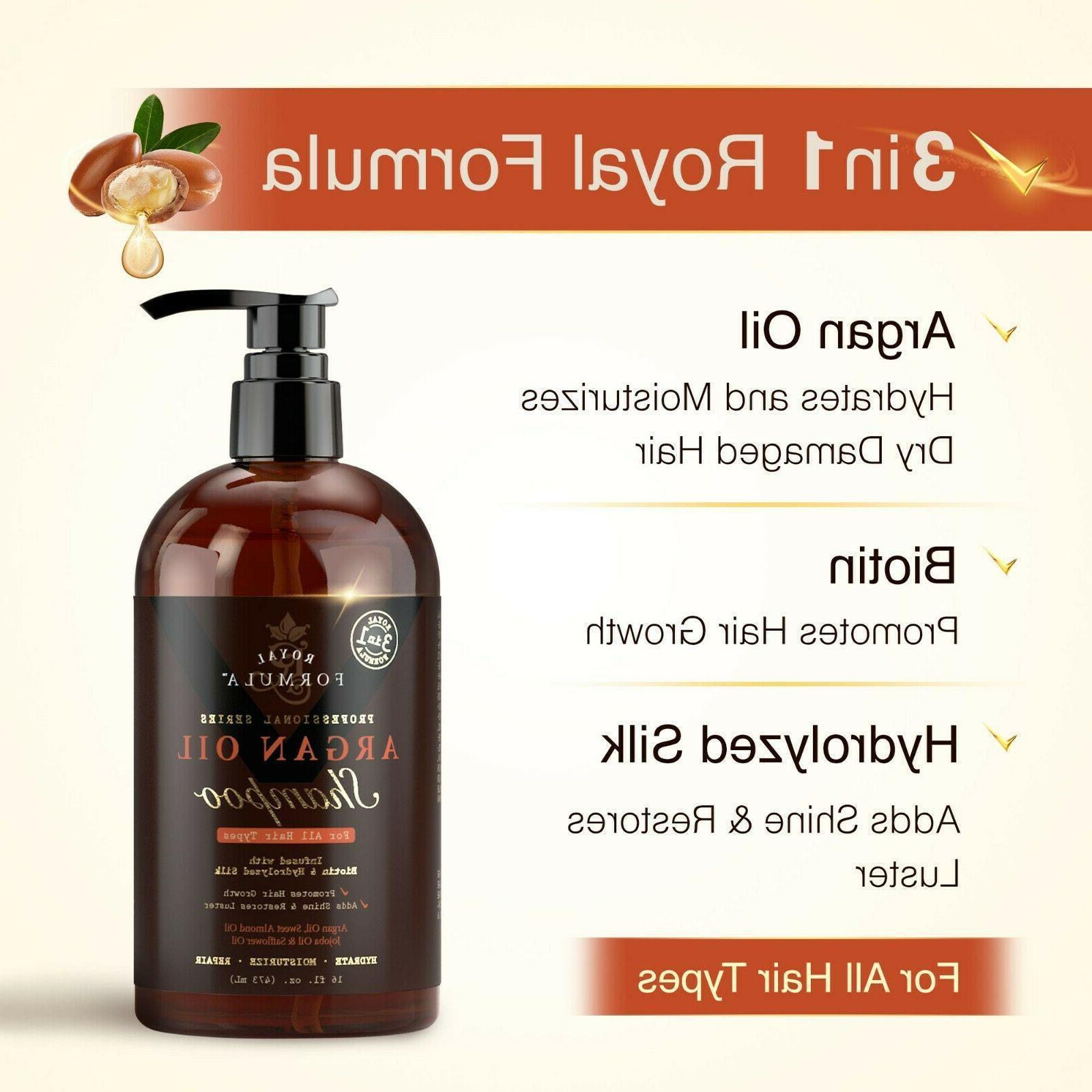 2 Oil Biotin for Hair