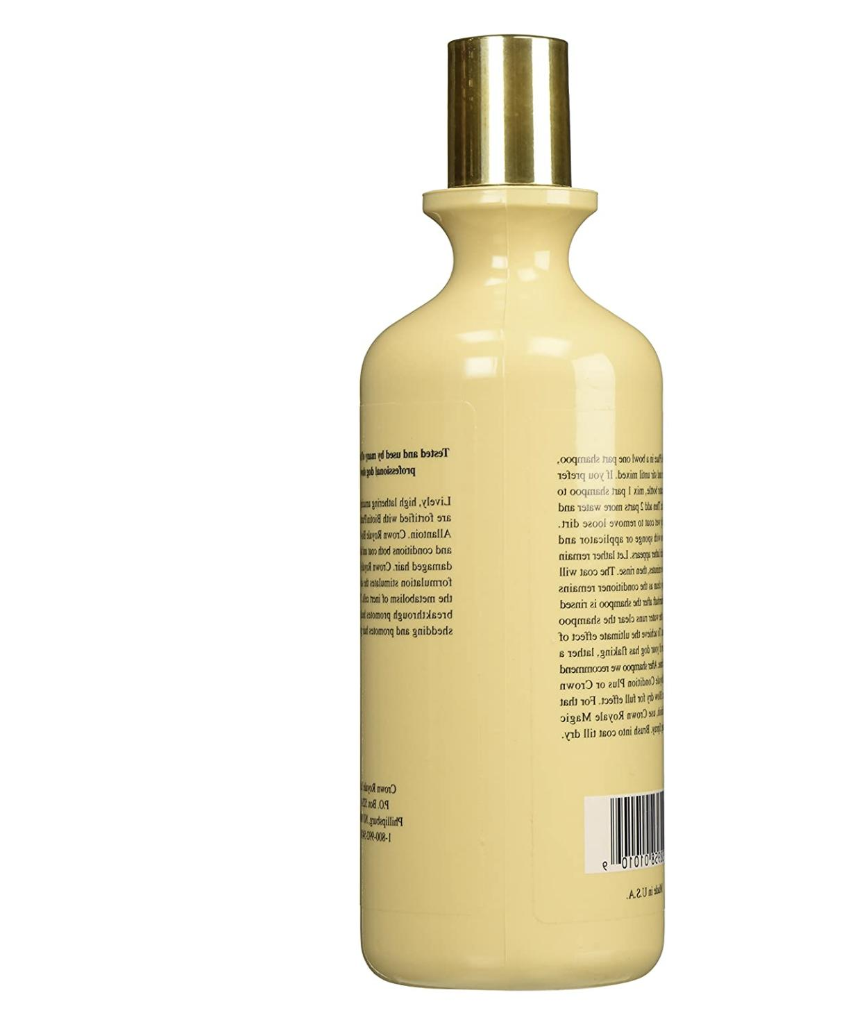 Crown Royale Biovite Shampoo Concentrate