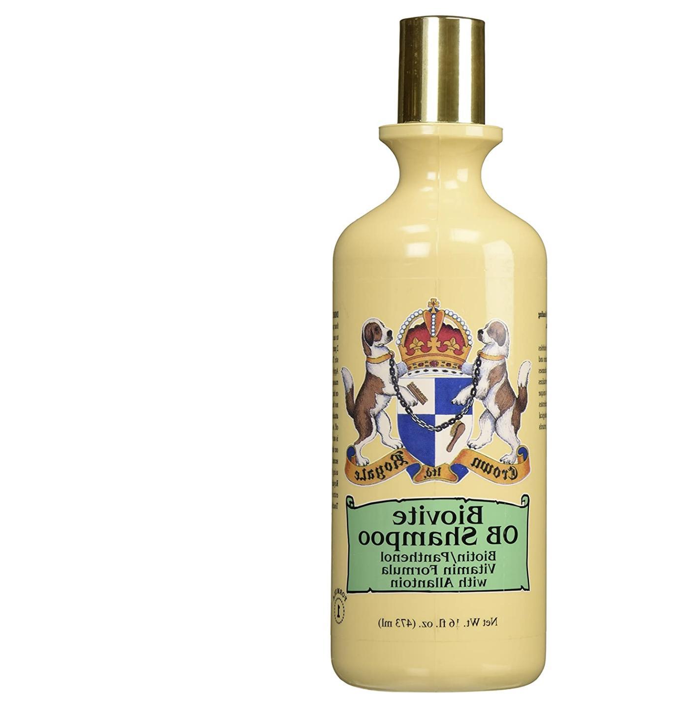 biovite ob shampoo 1 concentrate