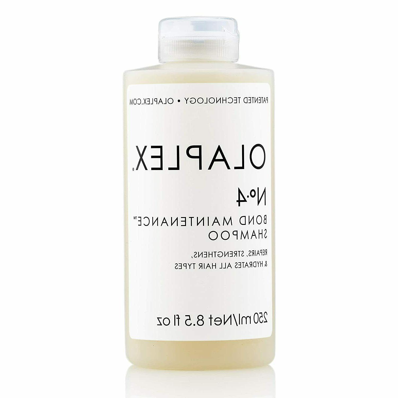 Olaplex Bond No.4 Shampoo 250ml/ 8.5 oz and/Or No.5 Conditio