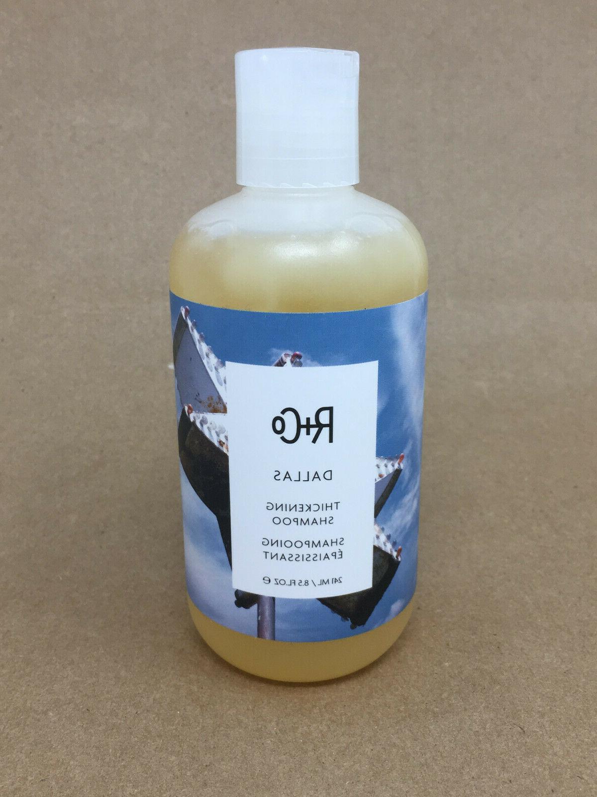 R+CO Dallas Thickening Shampoo 8.5 Fl Oz