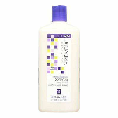 full volume shampoo lavender and biotin 11