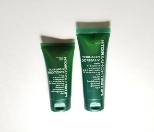 mega rich shampoo and conditioner