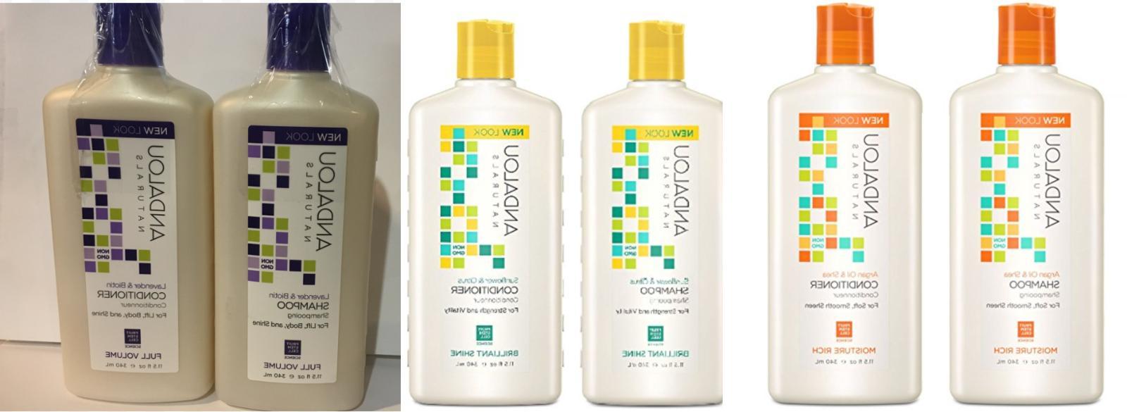 shampoo and conditioner bundle 11 5oz 340ml