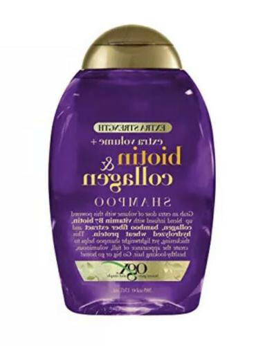 thick and full biotin and collagen extra