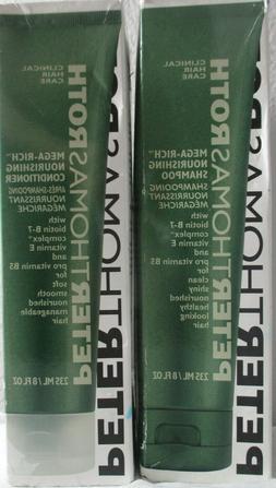 Peter Thomas Roth mega rich Shampoo & conditioner set biotin
