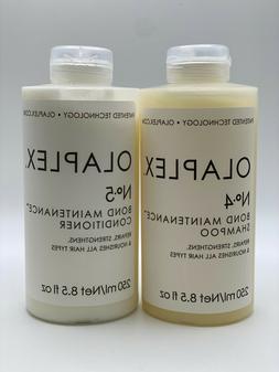 Olaplex No 4 and No.5 Shampoo and Conditioner Duo 8.5 oz 100