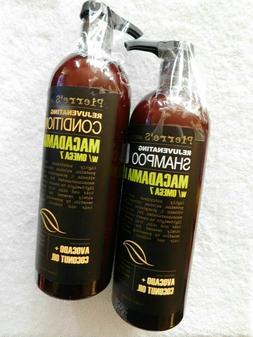 Pierre's Apothecary Restoration Biotin Marula Coconut Oil Sh