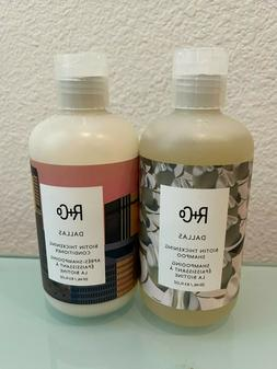 R+Co Dallas Thickening Shampoo & Conditioner Set 8.5 OZ Each