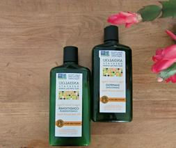 Andalou Naturals Shampoo & Conditioners Combo Pack - 11.5 FL
