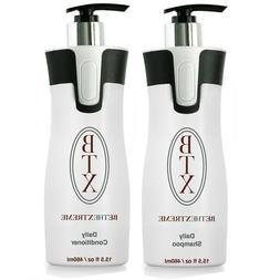 BTX Shampoo Conditioner Argan Biotin SULFATE FREE Hair Champ