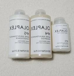 Olaplex Shampoo No 4 Conditioner No 5 And No 3