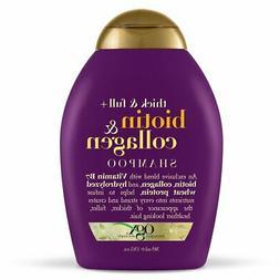 OGX Thick & Full + Biotin & Collagen Shampoo 13oz