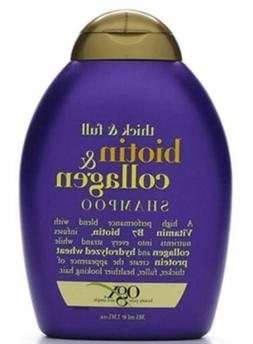OGX Thick and Full Biotin & Collagen Shampoo with Collagen a